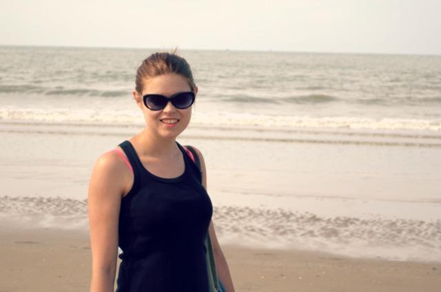 ik strand
